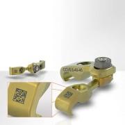 Conector intersomática para Cirugía de fusión espinal