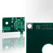 Tarjeta de circuitos con el Marcado con láser