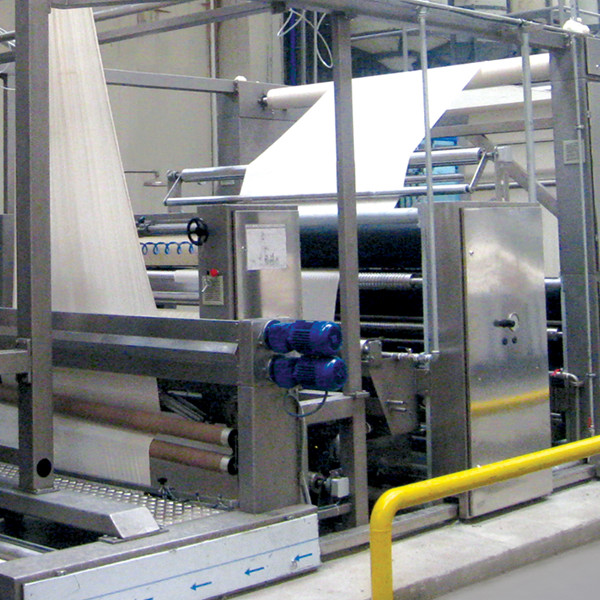 Tubular Open width Fabric Rope Opening Machine (HA.BS-2F)