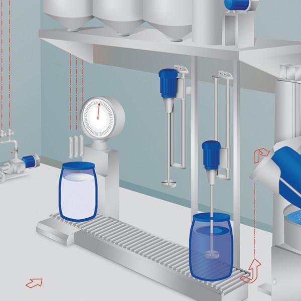 Printing Dye Kitchen & Equipments