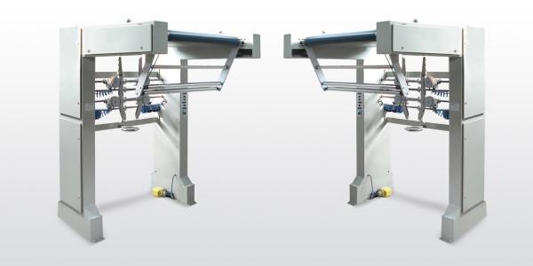 Speading Plating Machine for Wet Fabric (YA-150)