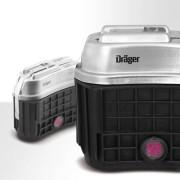 Caja por láser Marcado para mascarilla respiratoria © Dräger Safety