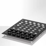 La Eliminación de laca láser en Componentes de diseño de día / noche